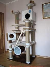 Домики для кошек своими руками картинки