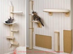 Выкройка лежанки для кошек своими руками
