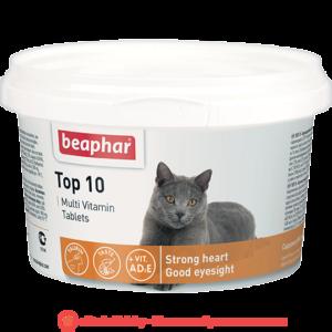 Витамины для котенка Beaphar ТОП 10 Биафар ТОП 10